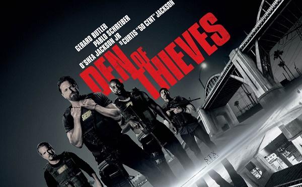 film terbaru januari 2018 den of thieves