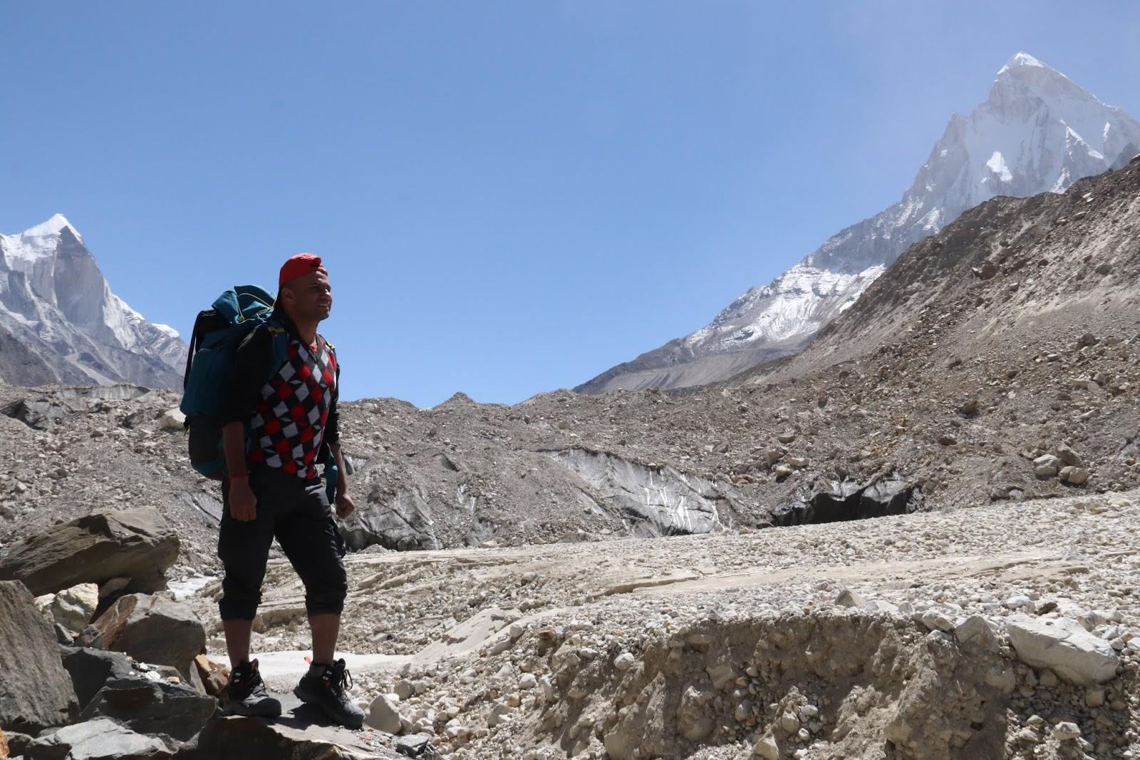 Himalayas Guide: Kalindi Pass Expedition