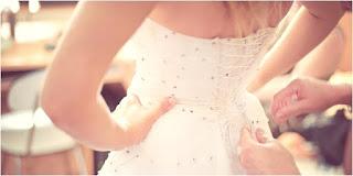 Tips Penting Untuk Menguji Gaun Pengantin