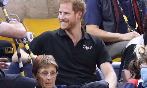 Prince Harry writes touching letter to woman suffering from cancer