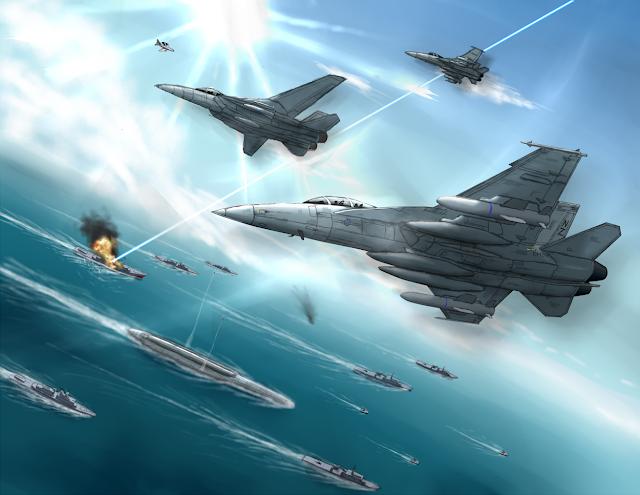 Ace Combat Wallpaper