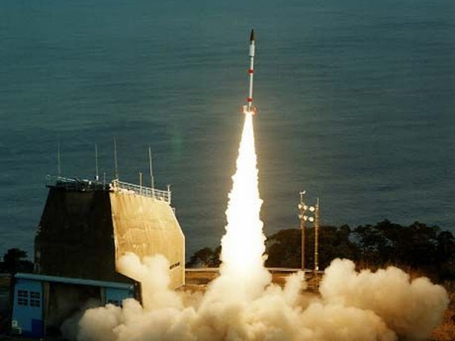 Japan Aborts Mini-Rocket Mission Shortly After Liftoff