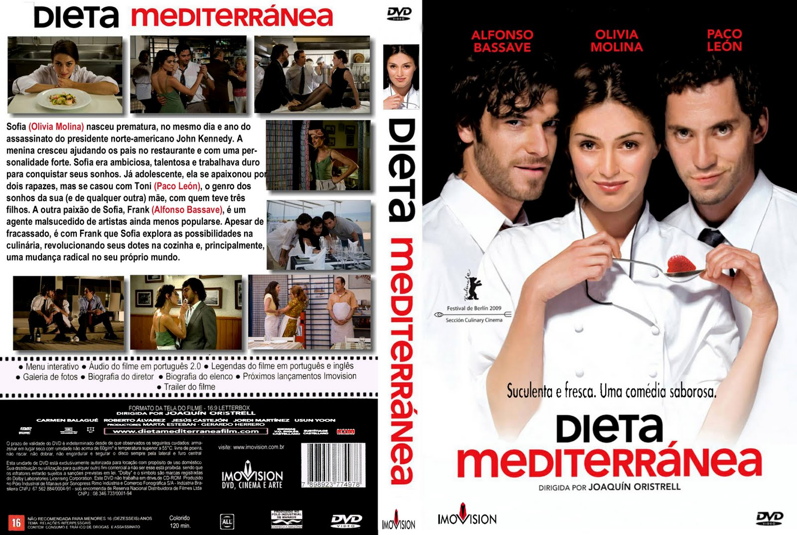 o filme dieta mediterranea