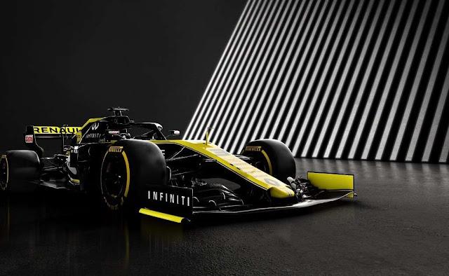 Renault presenta su nuevo monoplaza para 2019