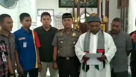Pria di Aceh yang Ngamuk Gegara Sumbangan Rp 1.000: Saya Minta Maaf