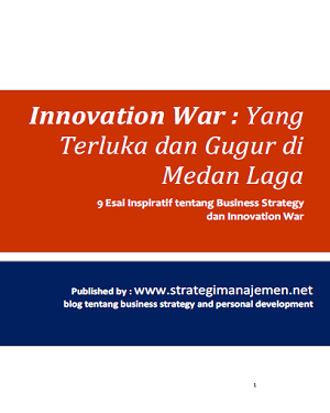 Ebook: Inovation War - Strategi Bisnis