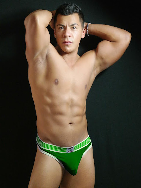 GBGB-Wear-Carter-Strapless-Flyer-Underwear-Green-Gayrado-Online-Shop