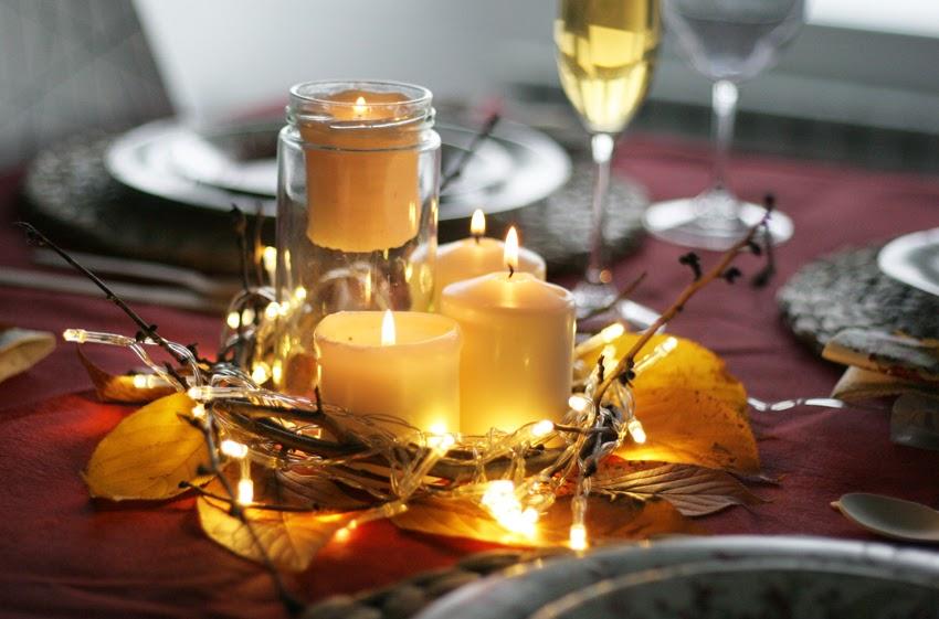 Mesa navideña de cartón con Elegance Party - Decorar en familia7