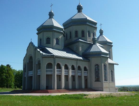 Баня Лысовицкая. Церковь Рождества Пресвятой Богородицы