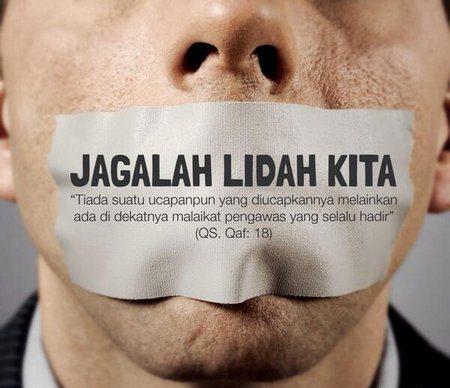 Dalam Al-Qur'an Disebutkan Macam-macam Ucapan Baik yang Penting Untuk Dijaga