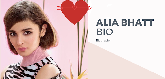 Alia Bhatt Biography