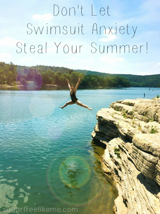 Don't Let Swimsuit Anxiety Steal Your Summer!