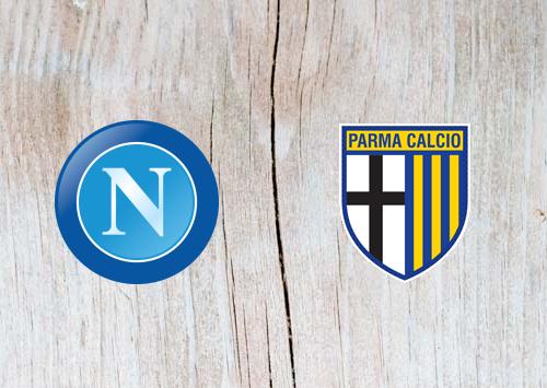 Napoli vs Parma Full Match & Highlights 26 September 2018