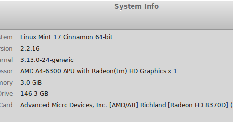 Inside Of A Small Box How To Install Amd Driver 14 201 1008 In Mint 17