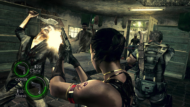 Download Resident Evil 5
