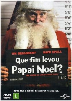 Que Fim Levou Papai Noel? Dublado