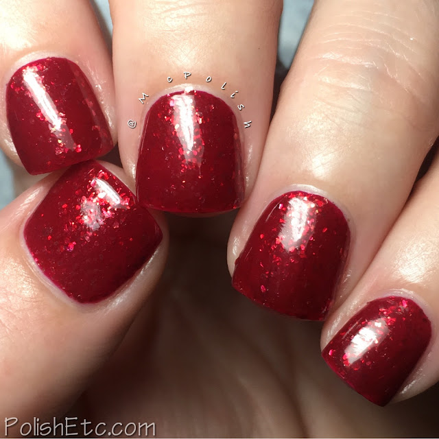 Takko Lacquer - Queen of Hearts - McPolish