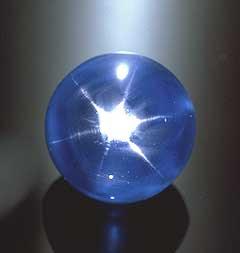 đá sapphire sao