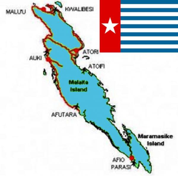 Rayuan Indonesia Masuk ke Solomon Islands, Malaita Tetap Dukung Papua Merdeka