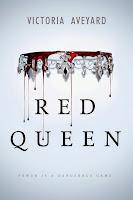 Resultado de imagen de portada red queen