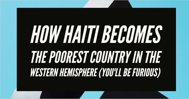 How Haiti becomes the poorest country in the western hemisphere