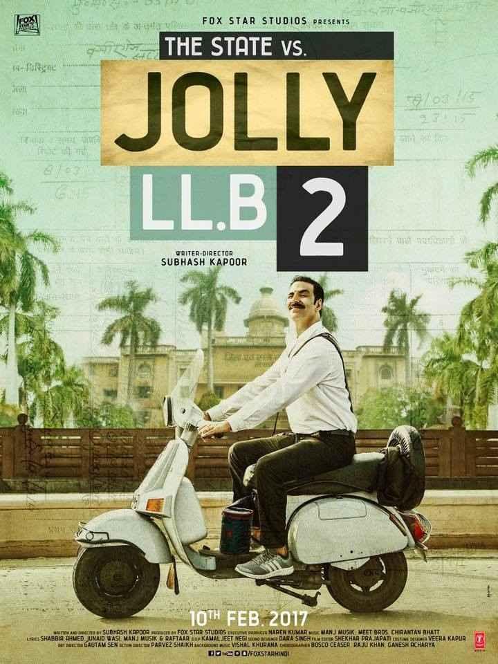 Jolly LLB 2 (2017) Hindi 720p HDRip 1GB