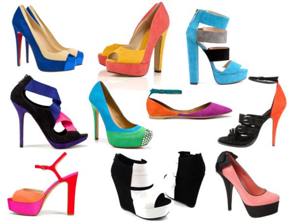 2804223225 Nona Cravo  Sapatos Estampados  Novidade para o verão