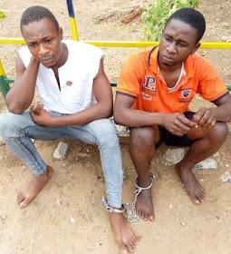 Nigerian ritual killing