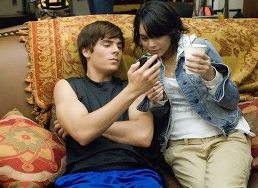 Photos of Zac Efron and Vanessa Hudgens You Didn't Know Existed