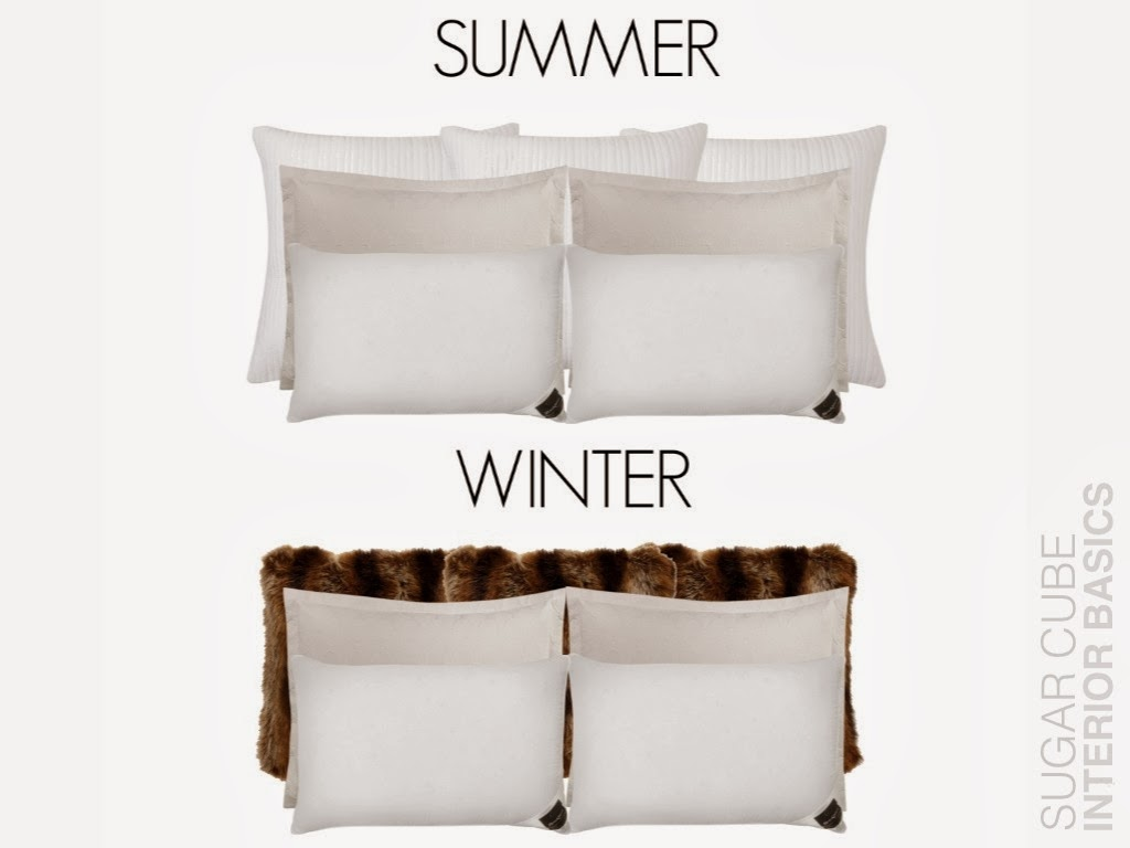 sugar cube interior basics how to stage your bed like a professional. Black Bedroom Furniture Sets. Home Design Ideas