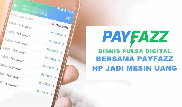 Payfazz Bisa Mengubah HP Jadi Mesin Uang, Begini Caranya
