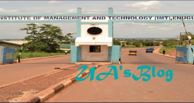 IMT, Enugu to begin award of degree in 2019 academic year