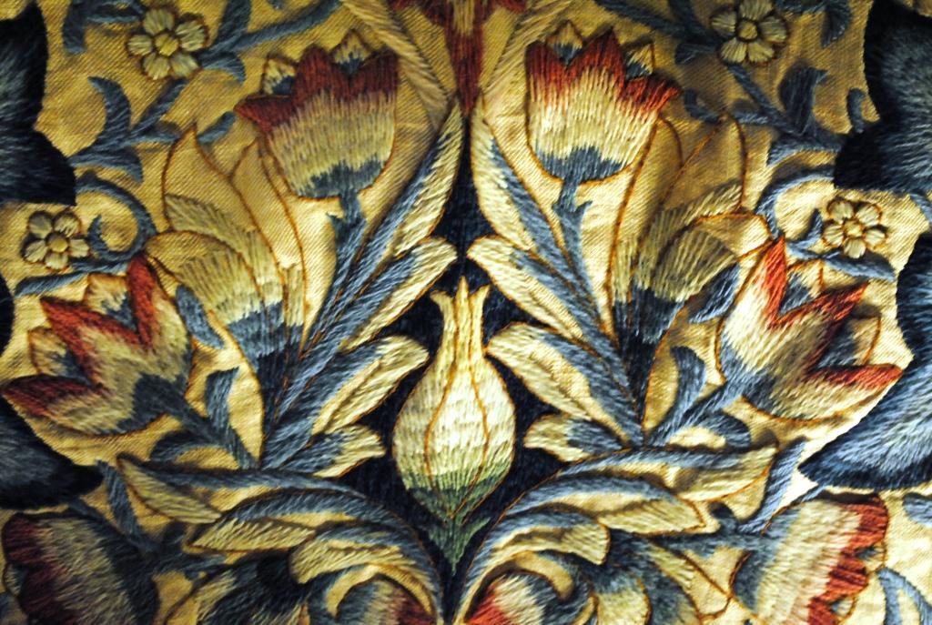 William Morris In Quilting April 2011