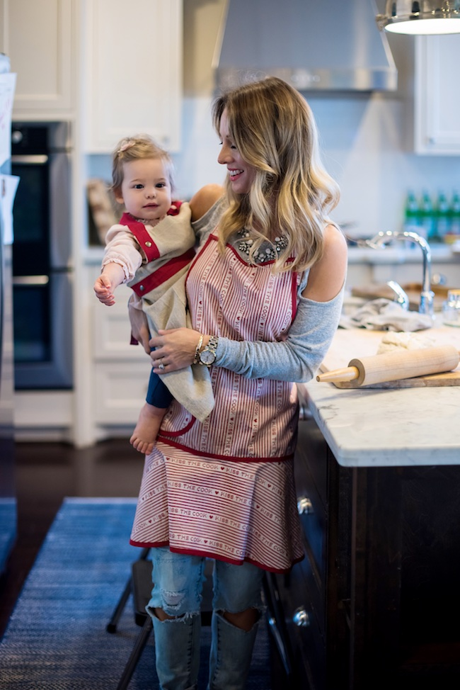 Cooking with Baby   Blue Apron  6dd7e11fe