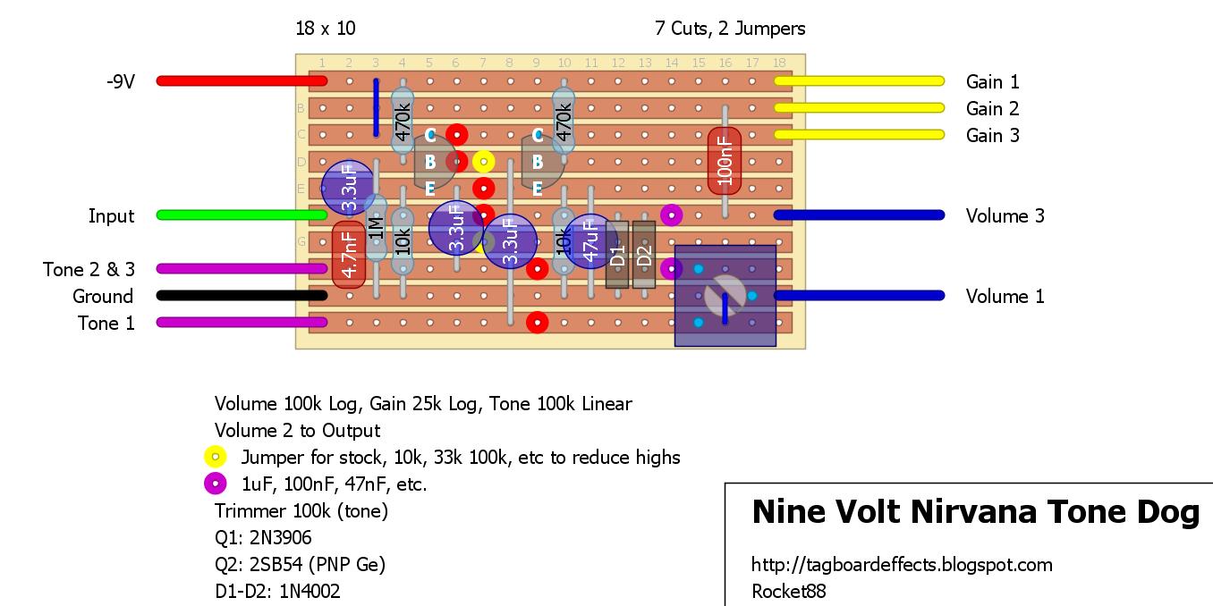 Nine%2BVolt%2BNirvana%2BTone%2BDog guitar fx layouts nine volt nirvana tone dog nirvana heat pump wiring diagram at readyjetset.co