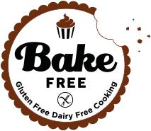 بايك فري – دليلك لوصفات خالية من الغلوتين ومن مشتقات الحليب
