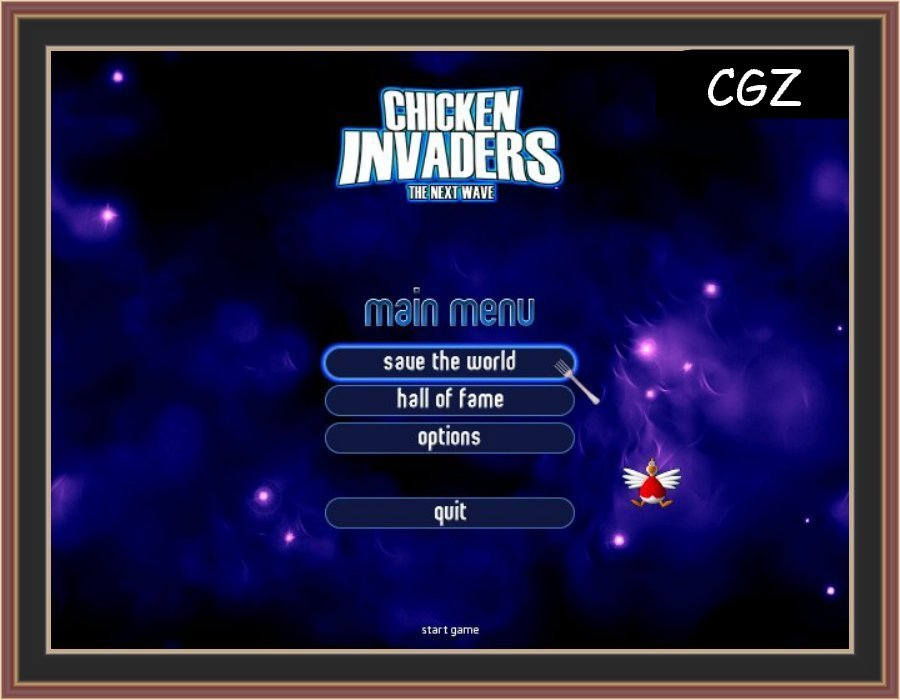 Chicken Invaders 2 The Next Wave Screenshot 2 BY Check Gaming Zone