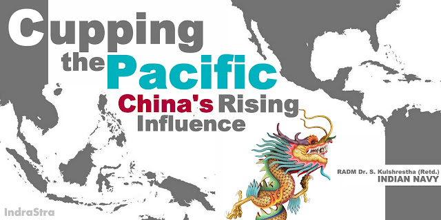 Cupping the Pacific — China's Rising Influence