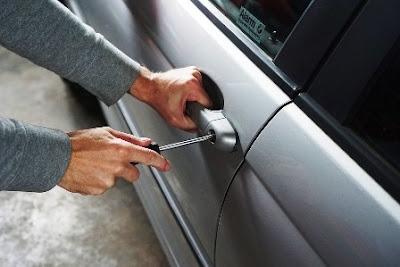 Modus Baru Pencurian Mobil dan Motor