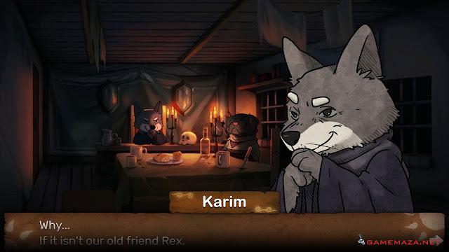 NAIRI Tower of Shirin Gameplay Screenshot 3