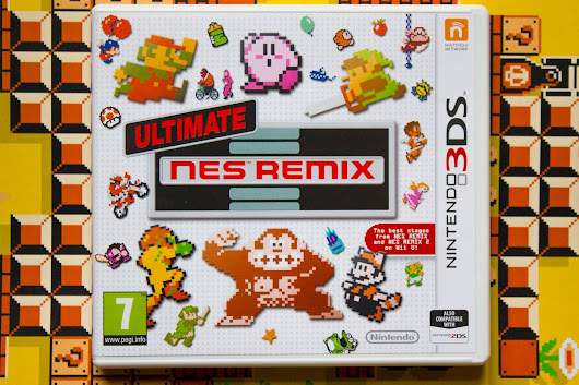 REVIEW: Ultimate NES Remix (3DS)