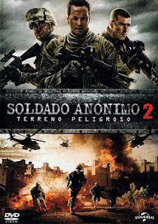 Soldado Anónimo 2: Terreno Peligroso (2014) Online