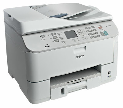 Epson Workforce Pro WP-4595DNF Driver Download