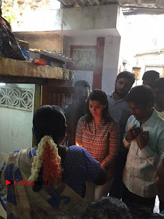 Tamil Actress Varalaxmi Sarathkumar Birthday Celetion Stills  0005.jpg