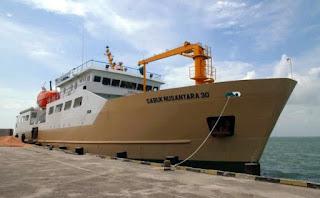 Pengalihan Biaya Docking Kapal Laut Perintis Ke Operator Disambut Positip