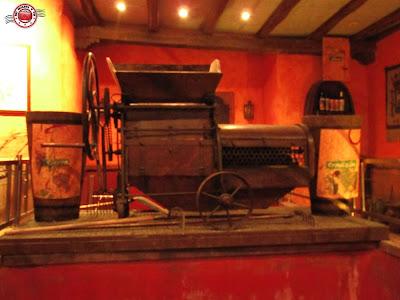 Despalilladora de 1902 en El Fabulista