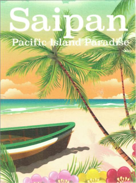 Postcard from Saipan