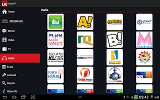 Kumpulan Aplikasi TV Android Terbaik Terbaru