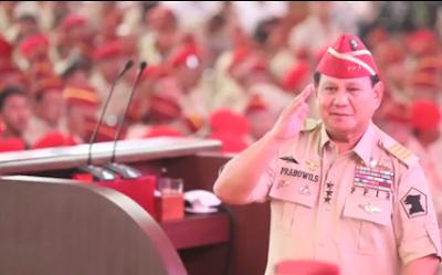 300 Purnawirawan Jenderal Siap Menangkan Prabowo-Sandi