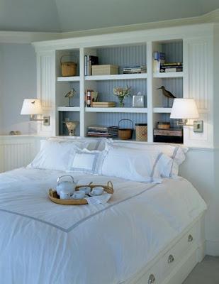 Boiserie c 55 trucchi per arredare mini camere da letto - Oggetti camera da letto ...